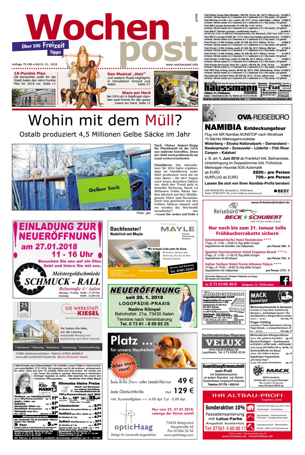 Wo man Frauen in Aalen Legen